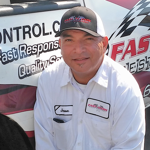 Cris Lara Fast Action Pest Control Corporation