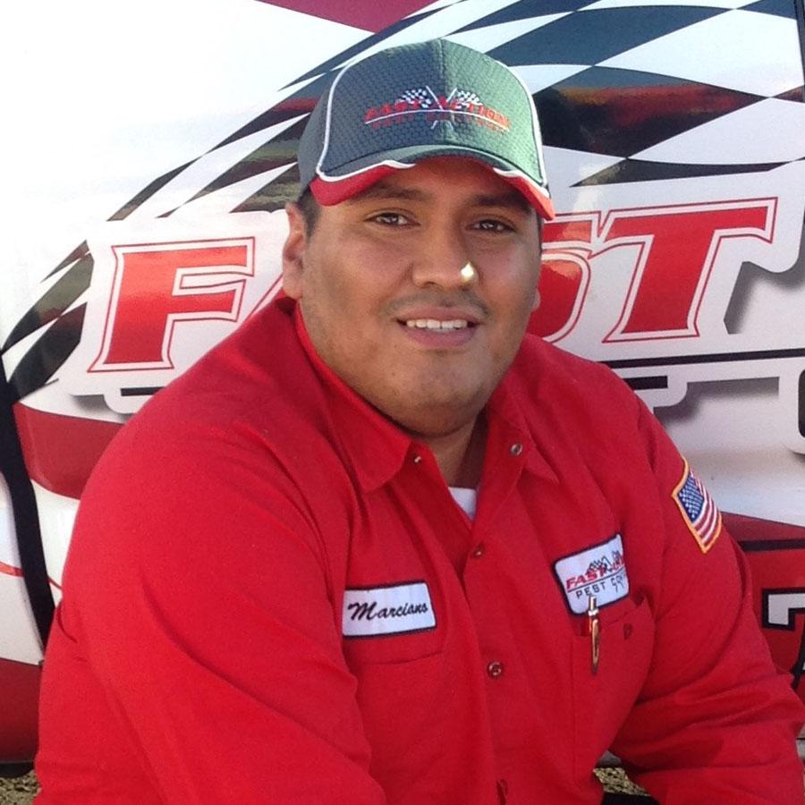 Marciano Casarez Fast Action Pest Control Corporation